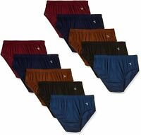 Lux karishma Multi Color Panties Pack of 10 in dark colour all size are avilable