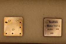 Quarz Oszillator Narva TCXO 10MHz Typ 4 1Stück