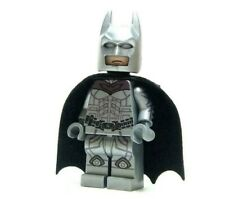 CUSTOM LEGO - SILVER DARK KNIGHT