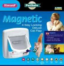 StayWell Electromagnetic Cat Locking Flap Doors