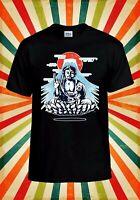 Hard Rock Buddha Yoga Music Funny Men Women Vest Tank Top Unisex T Shirt 2188