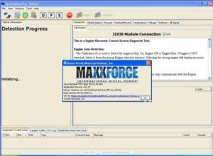 International Navistar ServiceMaxx Fleet Pro 2017 Diagnostic And Programming