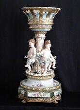 Vintage Capo-Di-Monte Custom Made Decorative Porcelain