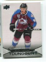 2011 Gabriel Landeskog Upper Deck Young Guns Rookie Card #208