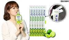 10ml*50ea dental care fresh lime garglin Remoe bad breath, plaque, gingivitis