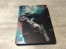XBOX 360 Call Of Duty Black Ops COD STEELBOOK XBOX MICROSOFT PAL FR COMPLET