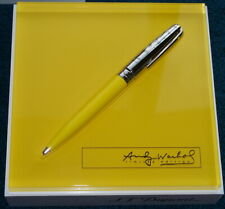 ST DUPONT OLYMPIO ANDY WARHOL MARILYN MONROE LIMITED EDITION BALLPOINT PEN