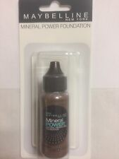 Maybelline Mineral Power Natural Foundation COCOA ( DARK-3). SEALED PACKAGE