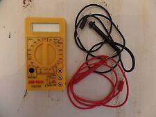 Cen Tech P30756 Multimeter