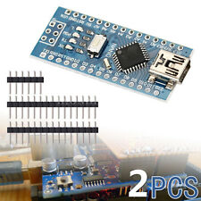 2PCS USB CH340G Nano V3.0 5V 16M ATmega328P Micro-Controller Board Arduino