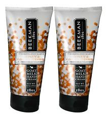 Beekman 1802 Honey Orange Blossom Goat Milk Hand Cream (2 Pack) 2 oz. each