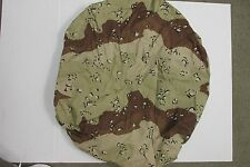 New US MILITARY 6 COLOR CHOC CHIP DESERT CAMO ALICE PACK JEEP SPARE TIRE COVER