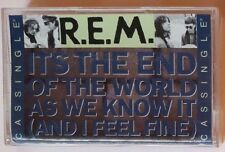 R.E.M. - Its The End Of The World As We Know It - CASSETTE SINGLE