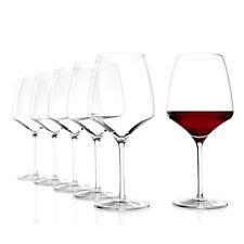 Weingläser Rotweingläser Kristall Weinglas großes Burgunder Glas Stölzle 695ml