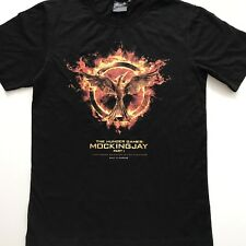 The Hunger Games T-Shirt Size M Mockingjay Part 1 Movie Shirt