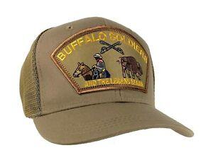 Buffalo Soldiers Hat