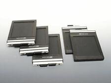 5 pieces FIDELITY Elite 9x12 Cut Sheet Film Holders