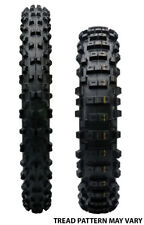 """Rear 125 250 Michelin Starcross 5 Soft Motocross Tyres Pair 21/"""" Front 19/"""" 100"""