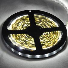 3528 SMD Cool White Non-waterproof Light Strip Flexible 300LED 60Led/m Lamp 5M