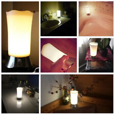 Wireless Indoor LED Night Light Table Desk Lamp Motion Sensor Battery Operated