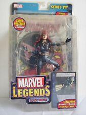 Marvel Legends Black Widow Series 8 Viii Toy Biz Toybiz Natasha Romanov Avengers