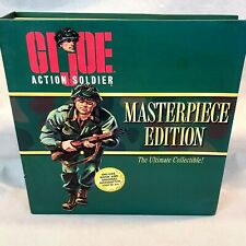 GI Joe Action Soldier Masterpiece Edition Deluxe Book and Reproduction 1964