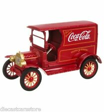 MOTOR CITY CLASSICS 1917 FORD MODEL T RED COCA COLA 1/24 DIECAST CAR 448832