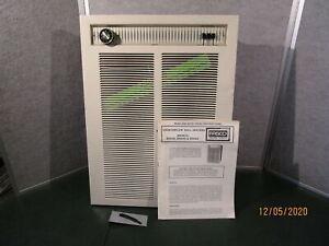 FASCO B2530 Counterflow Wall Electric Heater