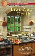 Victoria Hamilton - A Merry Muffin Mystery: Bran New Death #1 - NEW, FREE Ship