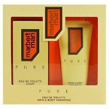 Marbert MAN PURE EDT 75 ml & Hair & Body Shampoo 200 ml Geschenkset