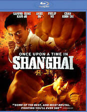 Once Upon A Time In Shanghai --Hong Kong RARE Kung Fu Martial Arts Action-B19