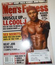 Men's Fitness Magazine LL Cool J & Bigger Arms July 2003 030615R