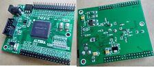 Altera Cyclone IV FPGA development board EP4CE6E22C8N + USB Blaster.