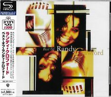 BEST OF RANDY CRAWFORD JAPAN 2017 RMST SHM CD+1 - BRAND NEW GIFT QUALITY ITEM