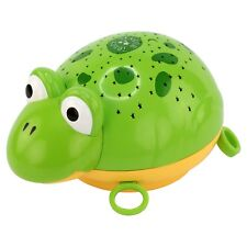 ANSMANN Child's LED Nightlight FROG with starlight projection onto wall