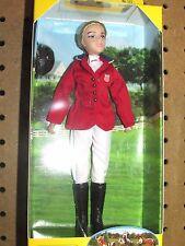 "Breyer Brenda - Show Jumping Rider 8"" Figure Doll for Traditional Horses! NIB~"