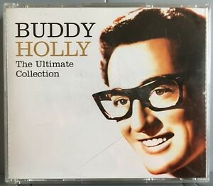 Buddy Holly - The Ultimate Collection (2005) 2 CD's