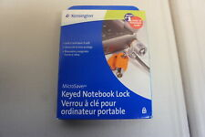 � ‡ New In Box! Kensington 64343 MicroSaver Ds Keyed Notebook Computer Lock
