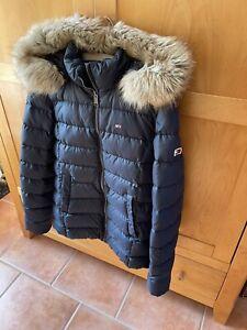 Tommy Jeans Daunenjacke Gr.M - einen Winter getragen. Neupreis 199€