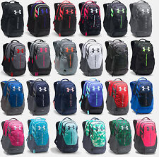 Under Armour UA Storm Hustle 3.0 Backpack Back Pack Book Bag - 6 colors optional