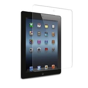 2x Clear Hiqh Quality Screen Protector Skin for iPad Air 1/2 iPad 5 6