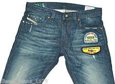 Diesel Thavar 882R Jeans 30X32 100% Authentic Skinny Fit Tapered Leg
