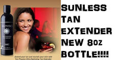 TAN PHYSICS Sunless Tan Extender Tanning Lotion EXTEND THE LIFE OF YOUR TAN!