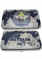 *NEW* Hetalia: America Clutch Hinged Style Hinged Wallet by GE Animation