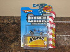 Hot Wheels Connect Cars Hawaii Meyers Manx #50 VHTF Rare Dune Buggy