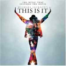 MICHAEL JACKSON This Is It 2CD BRAND NEW The Music That Inspired The Movie