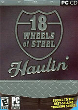 18 Wheels of Steel Haulin!  NEW in Box  Be the boss man in the trucking business