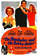 The Bachelor and the Bobby-Soxer (1947) - Cary Grant, Myrna Loy - DVD NEW