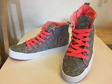 NEXT HIGH TOP TRAINERS SIZE UK 5 (**)