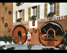 ARBOIS (39) DEVANTURE de COMMERCE de VINS Henri MAIRE en 1969